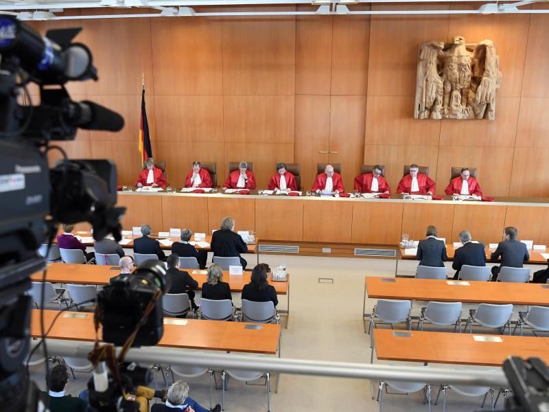 Teilweise verfassungswidrig: Verfassungsbeschwerden gegen Klimaschutzgesetz erfolgreich