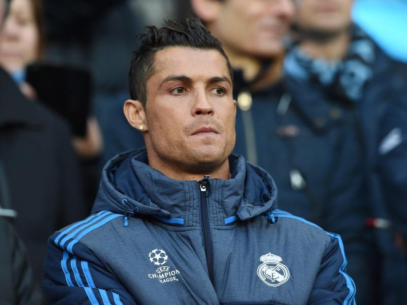 Real gegen ManCity mit Ronaldo