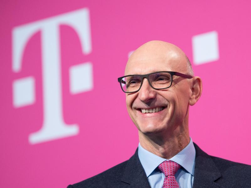 Telekom-Chef fordert Erleichterungen beim Netzausbau und will Huawei-Technik für 5G nutzen