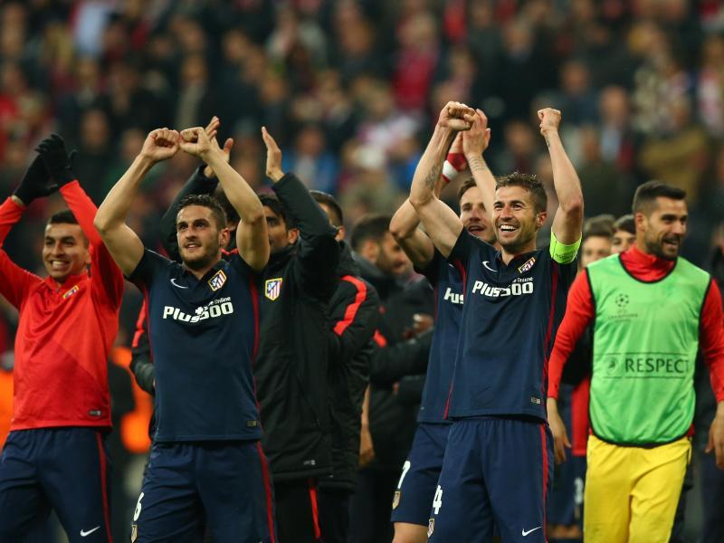 Atlético in Spanien gefeiert – Simeone: «Mussten leiden»