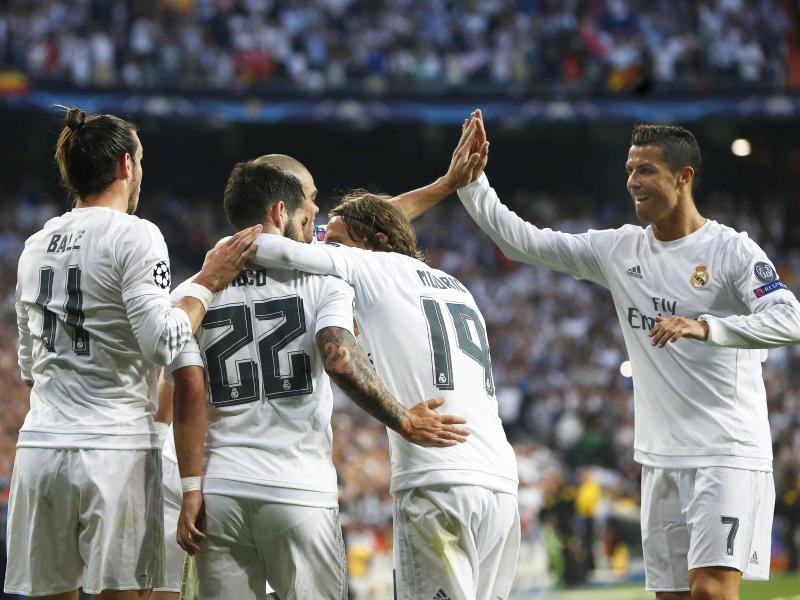 Real im Finale der Champions League – ManCity enttäuscht