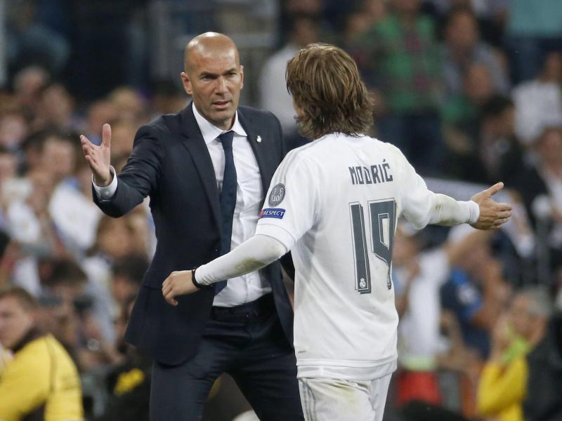 «FeliZidane»: Real-Coach von 3. Liga zum Gipfel Europas