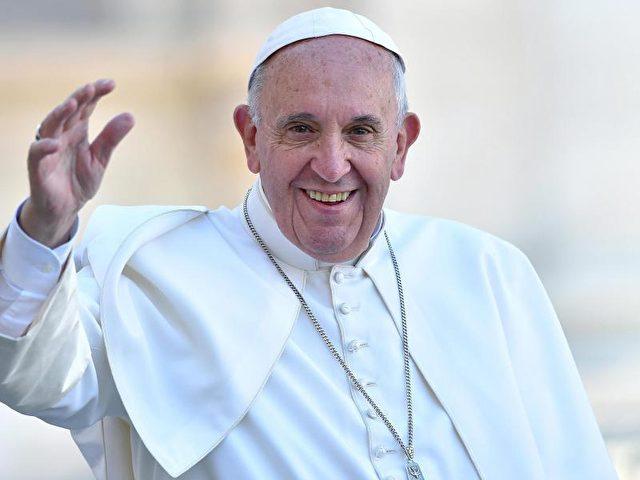 Papst Franziskus Foto:Ettore Ferrari/dpa