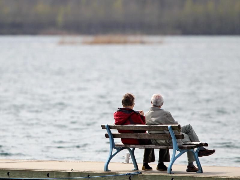 Rentenniveau im freien Fall: Bis 2045 sinkt es wohl auf 41,5 Prozent