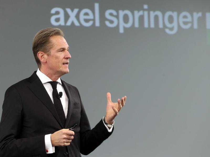 Axel-Springer-Chef fordert: Europäer müssen sich in Bündnisfrage entscheiden – Amerika oder China?
