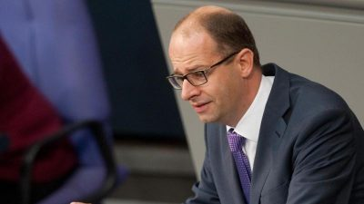 Internationale Parlamentarier-Allianz ruft Merkel zu härterer China-Politik auf