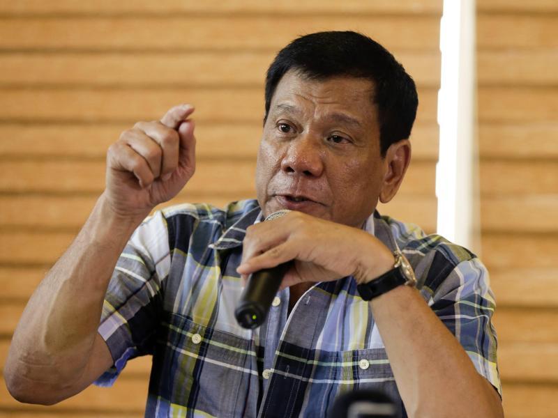 """""""Ich werde Euch umbringen"""": Philippininischer Präsident will Todesstrafe wieder einführen"""