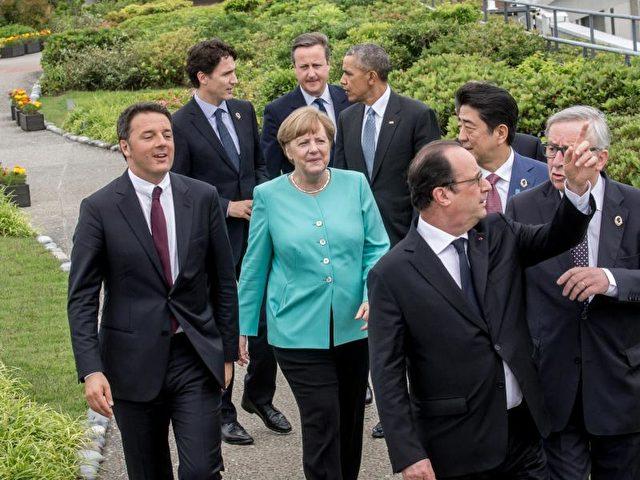 Das Gipfeltreffen der Staats- undRegierungchefs findet in Ise-Shima in Japan statt. Foto: Michael Kappeler/dpa