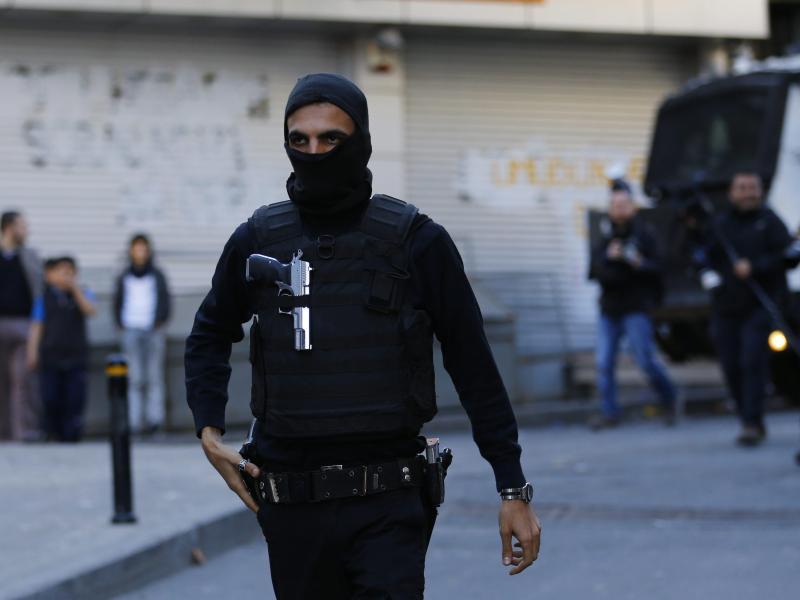 Dritter Jahrestag der Gezi-Proteste: Polizei riegelt Gezi-Park in Istanbul ab