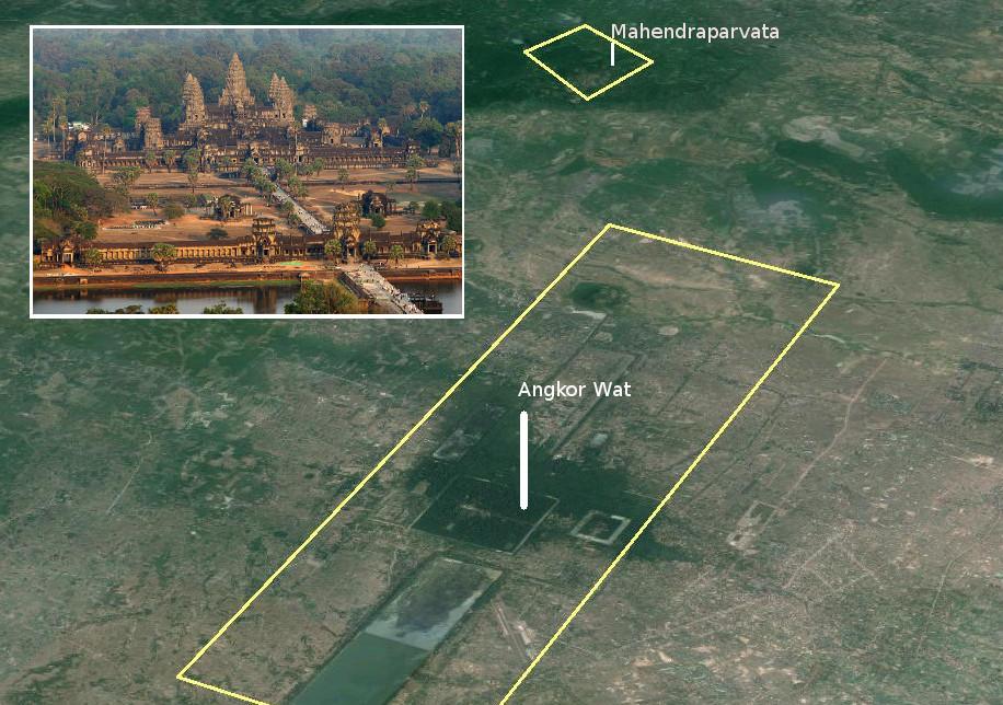 Riesige Mittelalter-Städte mit Lasern unter Kambodschas Dschungel gefunden