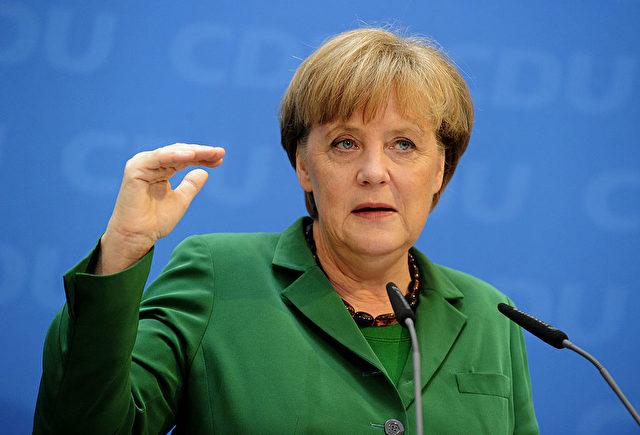 Bundeskanzlerin Angela Merkel Foto: JOHN MACDOUGALL / AFP / Gettyimages