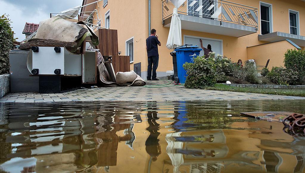 Sturmschäden NRW: Keine Hilfe für Privatleute – Opfer wütend auf Ministerpräsidentin