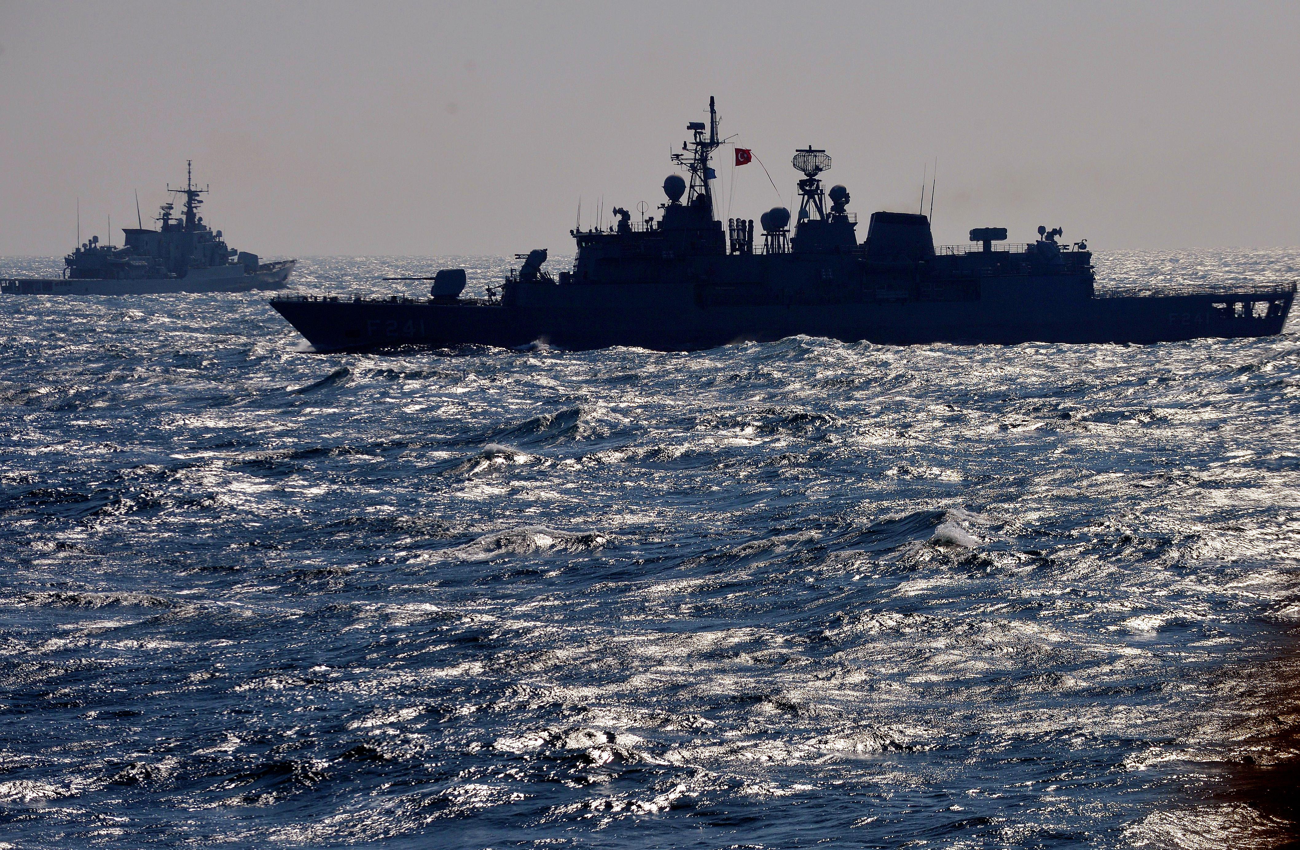 """Bulgarien: Keine NATO-Flotte im Schwarzen Meer – """"Wir wollen Segelboote und keinen Krieg"""""""