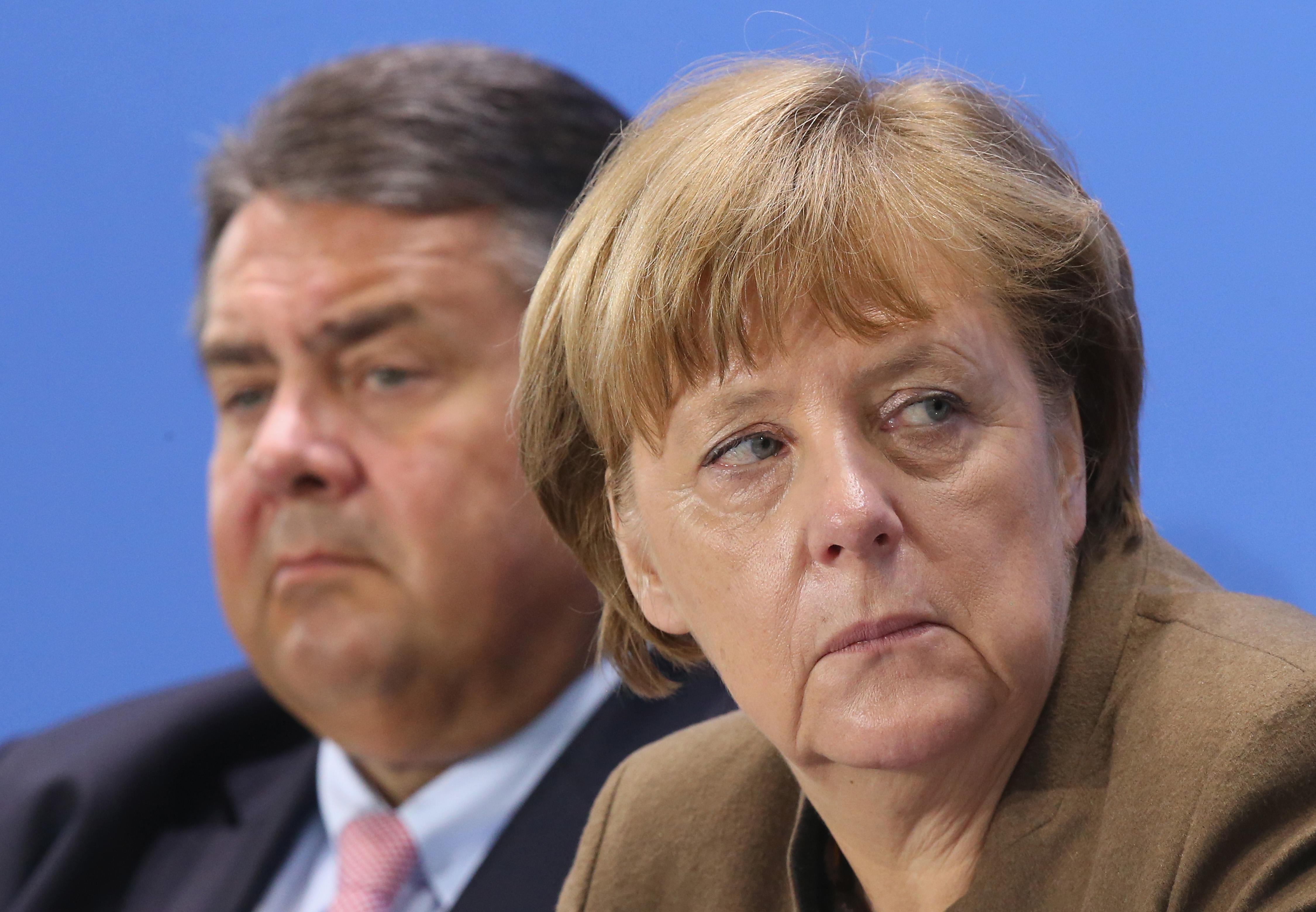 Wahlkampf 2017: Asylpolitik spaltet Deutschland – SPD-Chef Gabriel plötzlich gegen Merkel