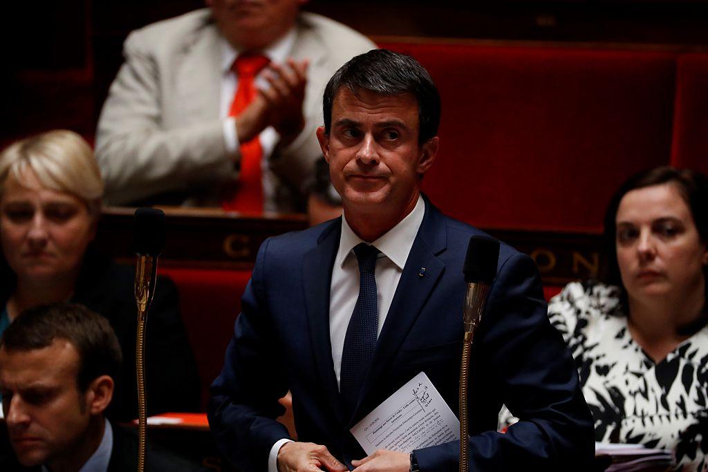 """Frankreichs Premier nach Polizisten-Mord: """"Werden neue Anschläge erleben"""""""