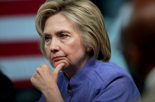US-Präsidentschaftskandidatin Hilary Clinton Foto: Chip Somodevilla/Getty Images