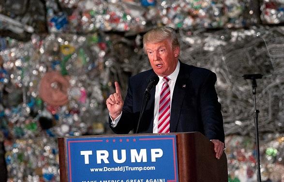 Donald Trump verurteilt Globalisierung als Job-Killer: Ein Deal zwischen Finanzelite und Politikern