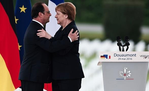 """Geheimpapier enthüllt: Deutschland und Frankreich planen europäischen """"Superstaat"""""""