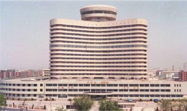 """Das """"Erste zentrale Krankenhaus von Tianjin"""" ist nur eine der erwähnten Kliniken.Foto: Hospital files"""