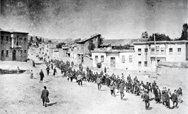 Türkei verurteilt Gedenktag in Frankreich für Völkermord an den Armeniern
