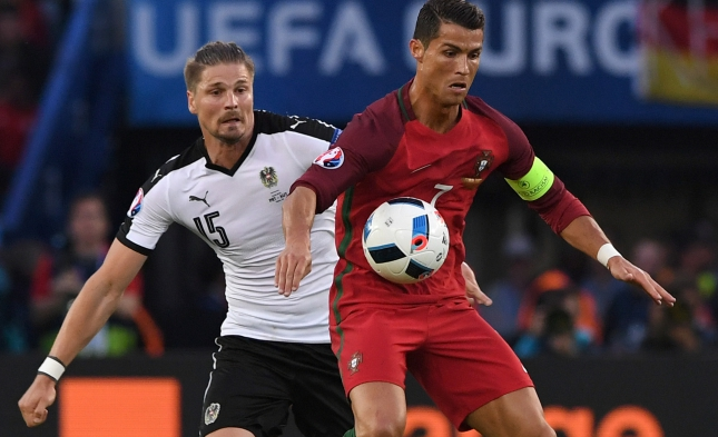Fußball-EM: Portugal und Österreich torlos
