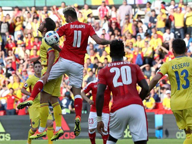 Albanien Schweiz Ergebnis