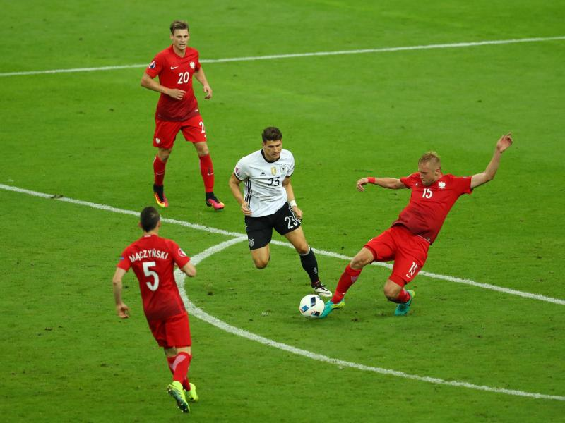 EM: DFB-Elf verpasst Achtelfinal-Einzug – 0:0 gegen Polen