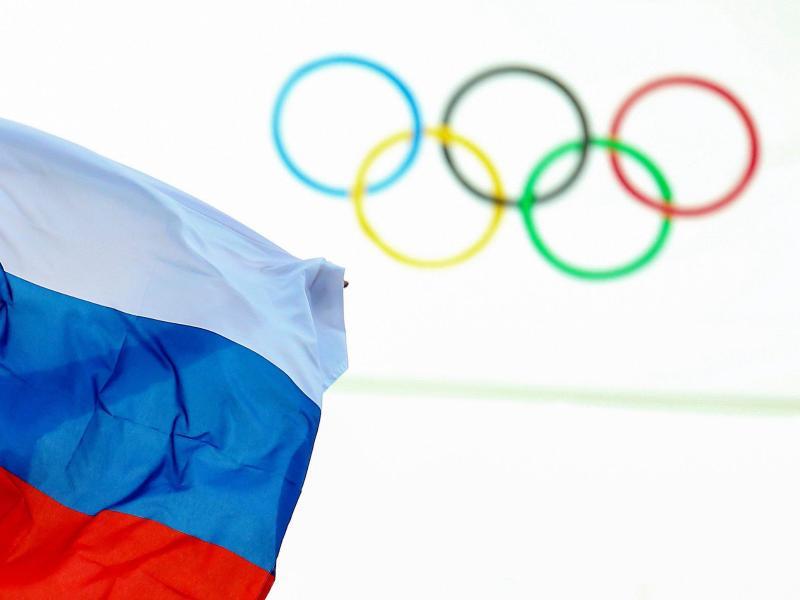 IOC befürwortet Sperre russischer Leichtathleten
