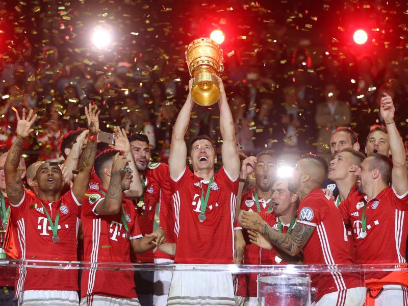 Jena empfängt den FCBayern – BVB im DFB-Pokal nach Trier