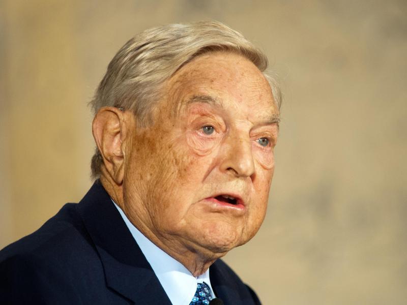 Wahlkampf USA: Milliardär George Soros startet Super-Spendenaktion für Demokraten