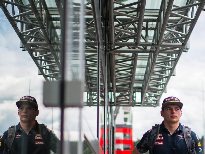 Neuer Asphalt in Spielberg – Red Bull vor Heimspiel