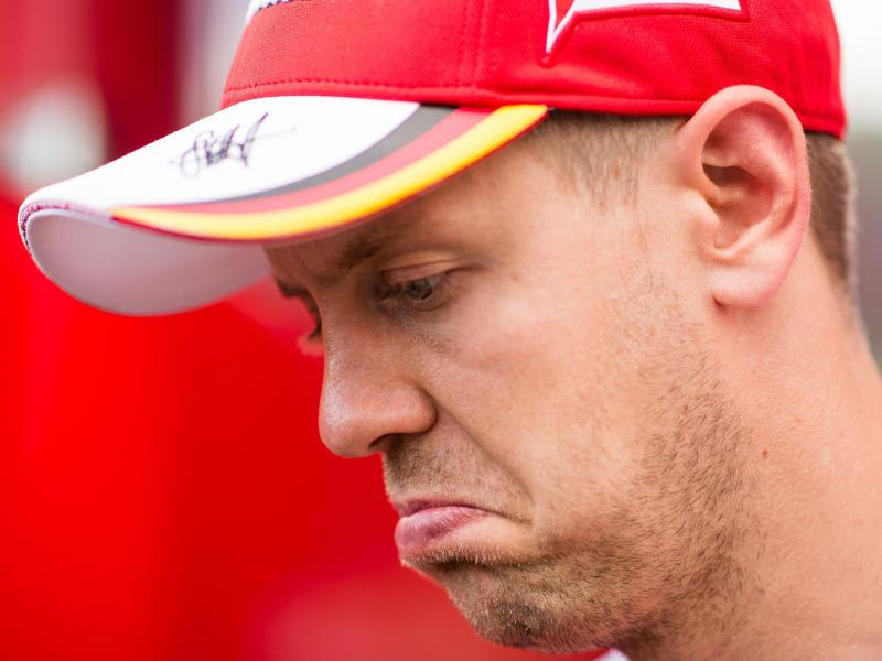 Getriebewechsel: Vettel in Österreich strafversetzt