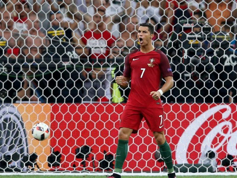 Portugal im EM-Halbfinale: Sieg im Elfmeterschießen