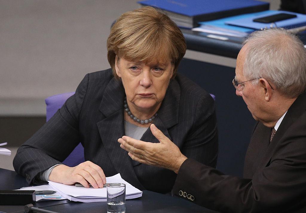 """Flüchtlingskosten-Streit: """"Schäuble lässt uns im Stich"""" – Unionsspitze hat keine Lösung"""