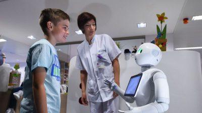 Studie: Kinder stehen Robotern zum Teil skeptisch gegenüber