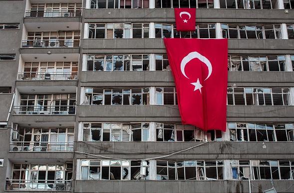 """IGFM: Weg in den """"totalen Erdogan-Staat"""" ist frei"""