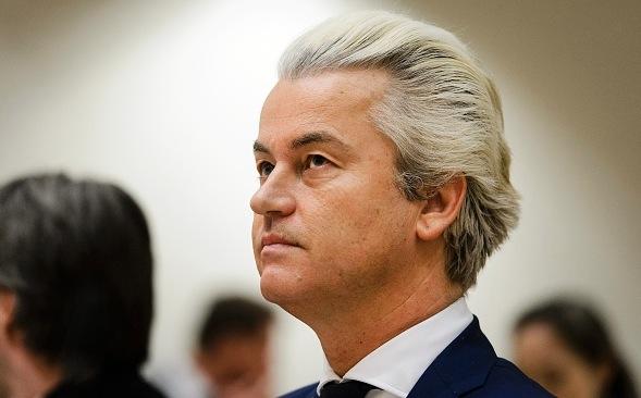Geert Wilders Foto: REMKO DE WAAL/Getty Images