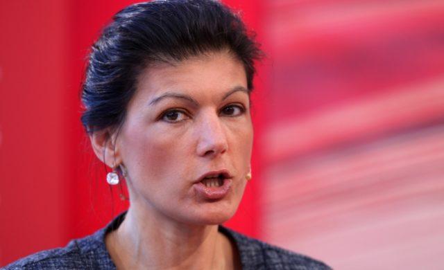 Sahra Wagenknecht Foto: über dts Nachrichtenagentur