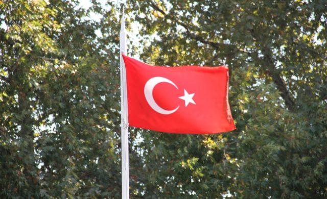 Türkische Flagge Foto: über dts Nachrichtenagentur