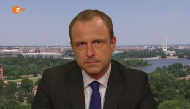 Prof. Peter Neumann, Terrorismus-Experte Foto: Screenshot/Youtube