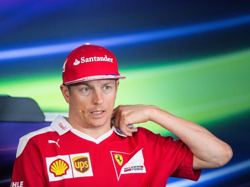 Rätselraten bei Ferrari:Was wird aus Räikkönen?
