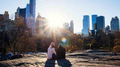 """New York plant Großkonzert im Central Park zur """"Wiedergeburt"""" nach Corona-Krise"""