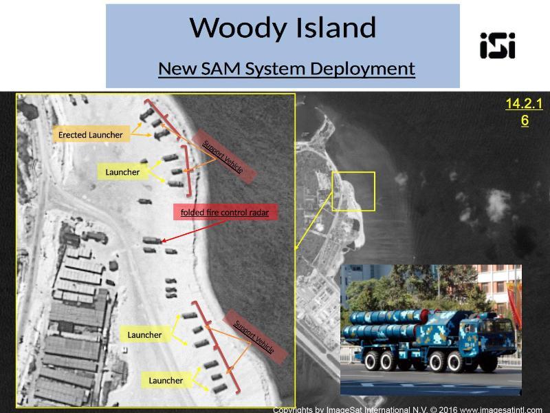 Paracel-Inseln: USA kritisieren chinesische Militärübungen im Südchinesischen Meer