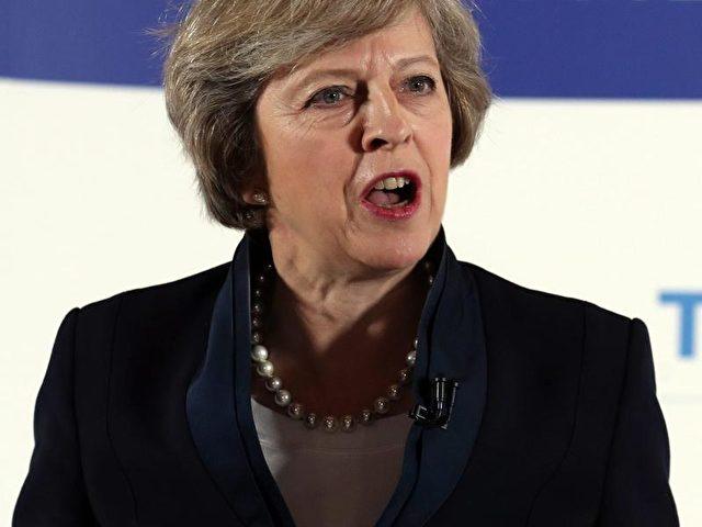 Spannung Großbritannien