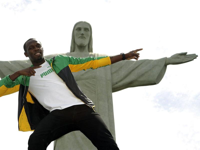 Trotz Verletzung: Superstar Bolt für Olympia nominiert