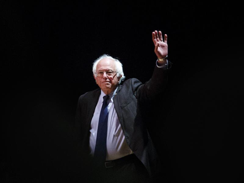 """""""Gulags und brennende Städte"""": Bernie Sanders als Magnet für totalitäre Linksextremisten"""