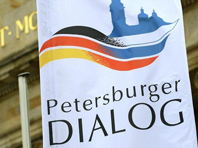 In der schwersten Krise seit dem Kalten Krieg wollen Berlin und Moskau wieder mehr miteinander sprechen (ARchivbild). Foto: Uwe Zucchi/dpa