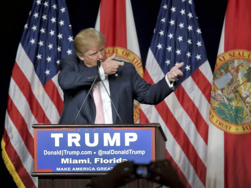 Der Weg des Donald Trump: Von der Farce zum Faktum – Eine DPA-Analyse