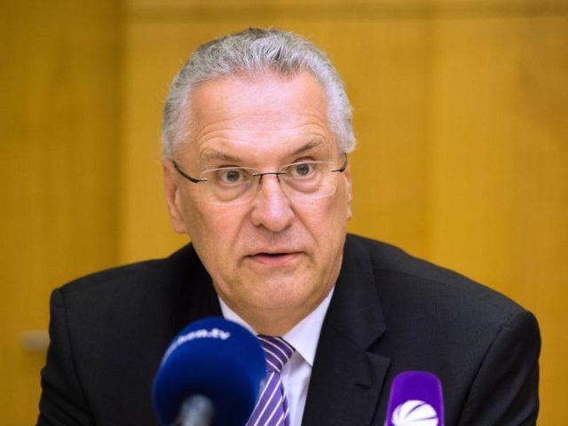 Joachim Herrmann, Innenminister, Bayern Foto: Matthias Balk/dpa
