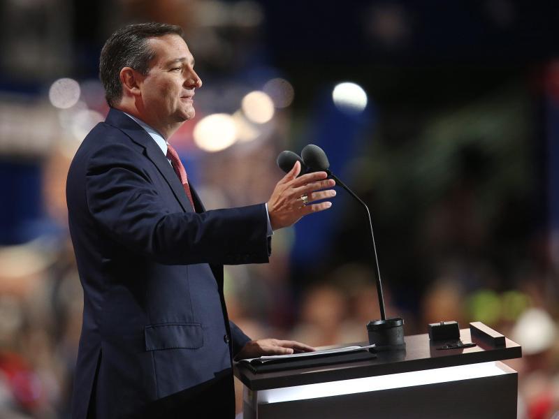 Eklat auf Konvent der Republikaner: Cruz verweigert Trump die Unterstützung